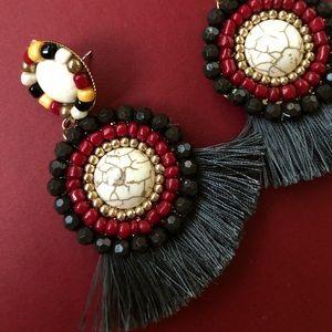 Brand new, stunning statement earrings
